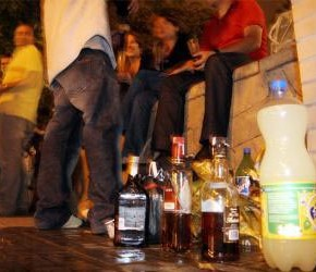 Botellón 'legal' en Paris15
