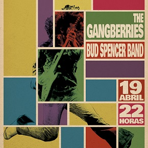 Bud Spencer Band & The Gangberries en concierto