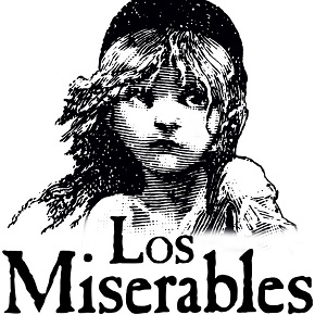 """Los Miserables, el musical"" en el Teatro Cervantes."