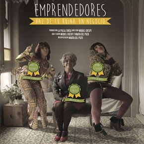 Emprendedores en el Teatro Up