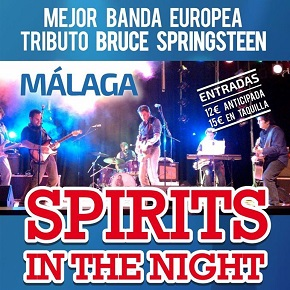 Spirits in the night , Tributo Springsteen