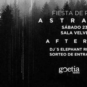 Astral Fest is coming