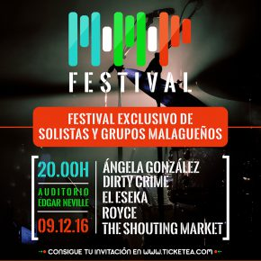 Málaga Music Project Festival